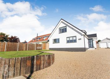 Thumbnail 4 bed property for sale in Station Road, Reedham, Norwich