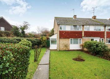 Thumbnail 3 bed end terrace house for sale in North Heath Lane, Horsham, West Sussex