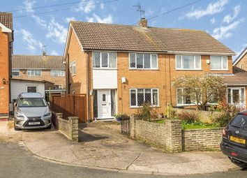 Thumbnail 3 bed semi-detached house for sale in Hobart Drive, Stapleford, Nottingham