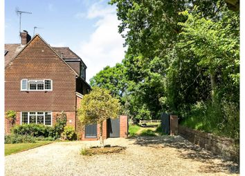 Thumbnail 3 bed semi-detached house for sale in Pound Lane, Lewes