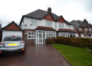 4 bed semi-detached house for sale in Salisbury Road, Moseley, Birmingham B13