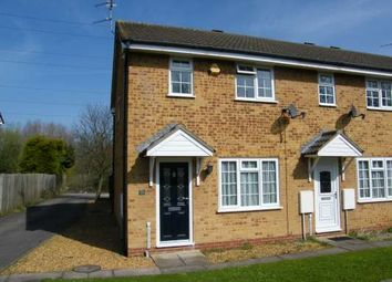 Thumbnail 3 bed end terrace house to rent in Flamborough Close, Woodston, Peterborough