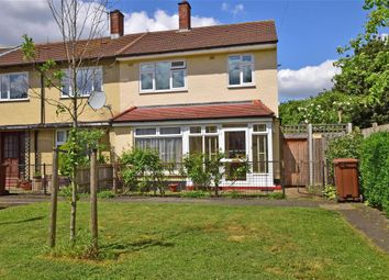 Thumbnail 3 bed semi-detached house for sale in Heron Close, London