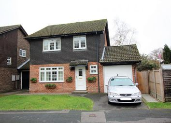 Thumbnail 4 bed detached house for sale in Frimley Green, Camberley