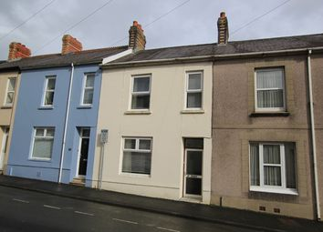 Thumbnail 3 bed terraced house to rent in Parcmaen Street, Carmarthen, Carmarthenshire
