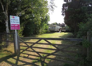Thumbnail Land for sale in Shepherds Port Road, Snettisham, King's Lynn