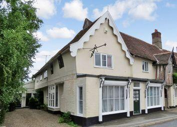Thumbnail 4 bed end terrace house for sale in High Street, Debenham, Stowmarket