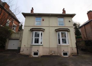 Thumbnail 4 bed detached house for sale in Stapenhill Road, Burton-On-Trent