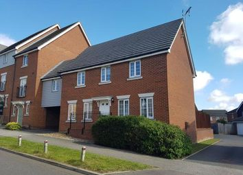 Thumbnail 5 bed link-detached house for sale in Stowmarket, Suffolk