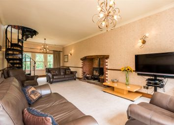Thumbnail 6 bed detached house for sale in Mitton Road, Whalley, Clitheroe, Lancashire