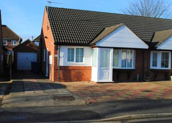 Thumbnail 2 bed semi-detached bungalow for sale in Walden Gardens, Boston, Lincs