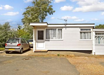 Thumbnail 2 bed bungalow for sale in Sandown Bay Holiday Centre, Sandown, Isle Of Wight