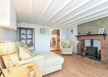 Thumbnail 2 bed end terrace house for sale in Mundens Lane, Alweston, Sherborne