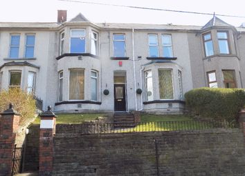 Thumbnail 4 bedroom terraced house for sale in Oak Street, Abertillery, Gwent. 1Tf.
