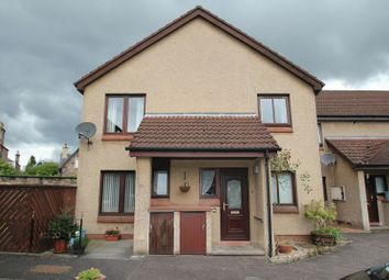 Thumbnail 2 bed flat to rent in Burgh Mews, Alloa