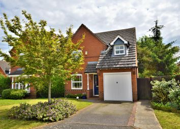 Thumbnail 3 bed detached house for sale in St. Lawrence Way, Tallington, Stamford