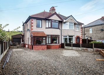Thumbnail 3 bed semi-detached house for sale in Lancaster Road, Slyne, Lancaster