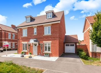 Thumbnail 5 bed detached house for sale in Reid Crescent, Hellingly, Hailsham