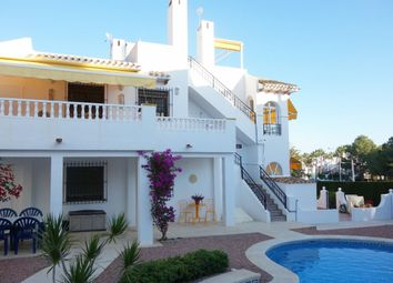 Thumbnail 2 bed terraced bungalow for sale in Verdemar, Alicante, Valencia, Spain