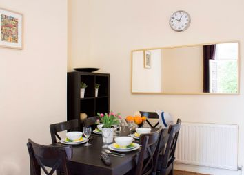 Thumbnail 3 bed flat to rent in Rochester Road, London