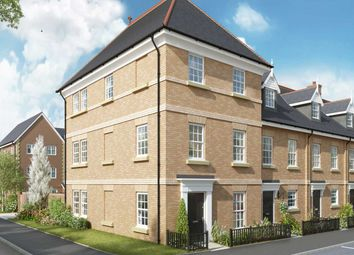 "Thumbnail 4 bed end terrace house for sale in ""The Codnor"" at The Ridgeway, Enfield"