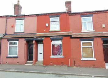 Thumbnail 2 bedroom terraced house for sale in Waverley Road, Manchester
