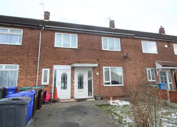 Thumbnail 3 bed terraced house for sale in Longley Lane, Manchester, Northenden