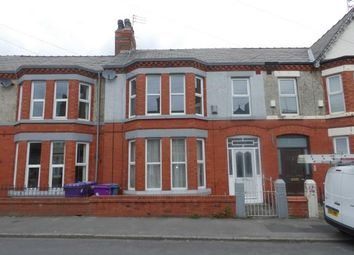 Thumbnail 4 bed terraced house for sale in Russian Drive, Liverpool, Uk, .