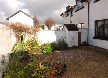 Thumbnail 2 bed terraced house to rent in North Hill Close, Brixham