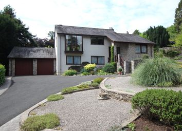 Thumbnail 4 bed detached house for sale in Laurel Bank, Brigsteer Road, Kendal, Cumbria