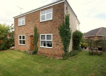 Thumbnail 3 bed detached house for sale in Clay Lake, Spalding