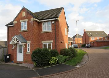 Thumbnail 3 bed detached house to rent in Carty Road, Hamilton, Leicester
