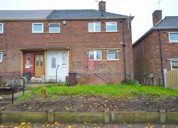 Thumbnail 2 bed semi-detached house for sale in Jaunty Crescent, Sheffield