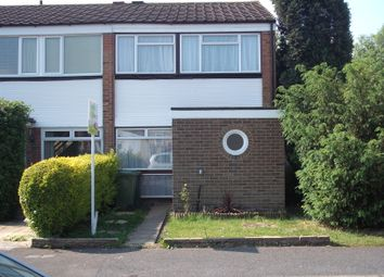 Thumbnail 3 bed end terrace house to rent in Peregrine Road, Sunbury
