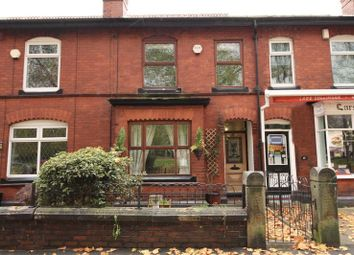 Thumbnail 4 bed terraced house for sale in Greenleach Lane, Worsley, Manchester