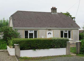 Thumbnail 2 bed detached bungalow for sale in Hafan Deg, Maenclochog, Clynderwen, Pembrokeshire