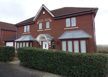 Thumbnail 4 bed detached house to rent in Thornhill Drive, Swindon