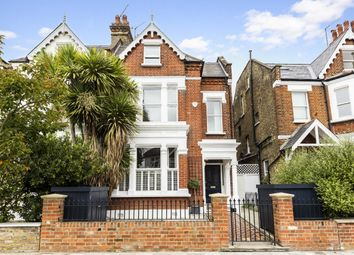 Thumbnail 5 bed property for sale in Stile Hall Gardens, London
