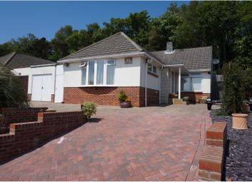 Thumbnail 2 bedroom detached bungalow for sale in Wren Crescent, Poole