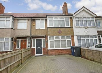Thumbnail 3 bed terraced house for sale in Sandringham Road, Northolt