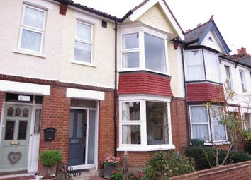 Thumbnail 3 bed terraced house for sale in Douglas Avenue, Motspur Park, Surrey