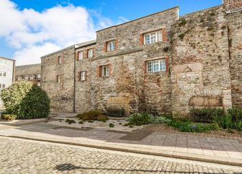 Thumbnail 2 bedroom flat for sale in The Barbican, Plymouth, Devon