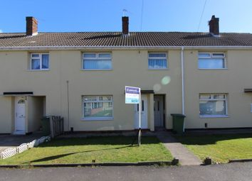 Thumbnail 3 bed terraced house for sale in Redworth Road, Billingham