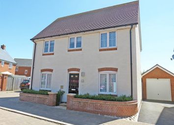 Thumbnail 3 bedroom detached house for sale in Haragon Drive, Amesbury, Salisbury