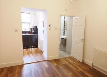 Thumbnail 1 bed flat to rent in Pennywell Road, Easton, Bristol