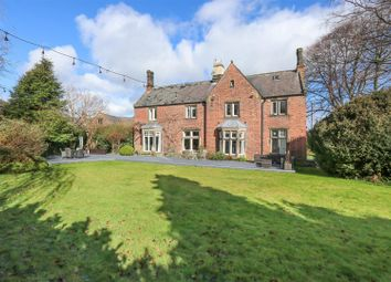Thumbnail 5 bed detached house for sale in The Old Rectory, Chatsworth Road, Brampton, Chesterfield