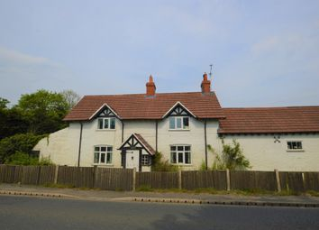 Thumbnail 3 bed cottage to rent in Parkgate Road, Woodbank, Chester