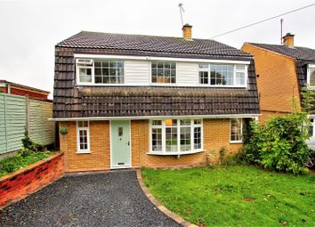 Thumbnail 4 bed detached house for sale in Redmond Close, Rugeley