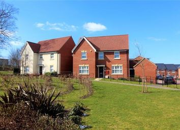 Thumbnail 4 bed detached house for sale in Lee Walk, Haverhill, Suffolk