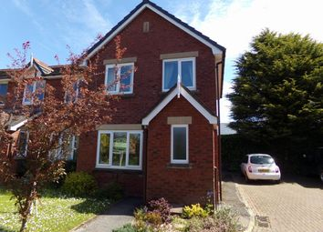 Thumbnail 2 bed terraced house to rent in Holmeswood, Kirkham, Preston